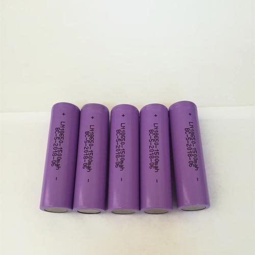 高价回收18650电池