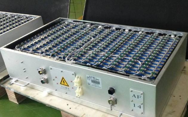 高价回收电池正负极片